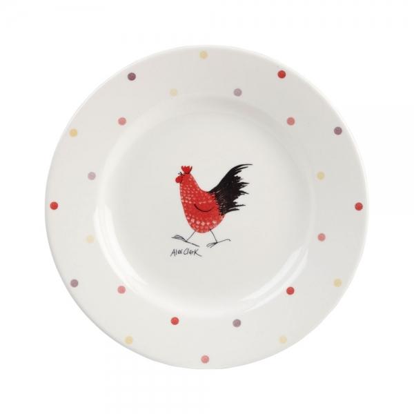 Десертная тарелка Alex Clark Rooster l plate Alex Clark Rooster