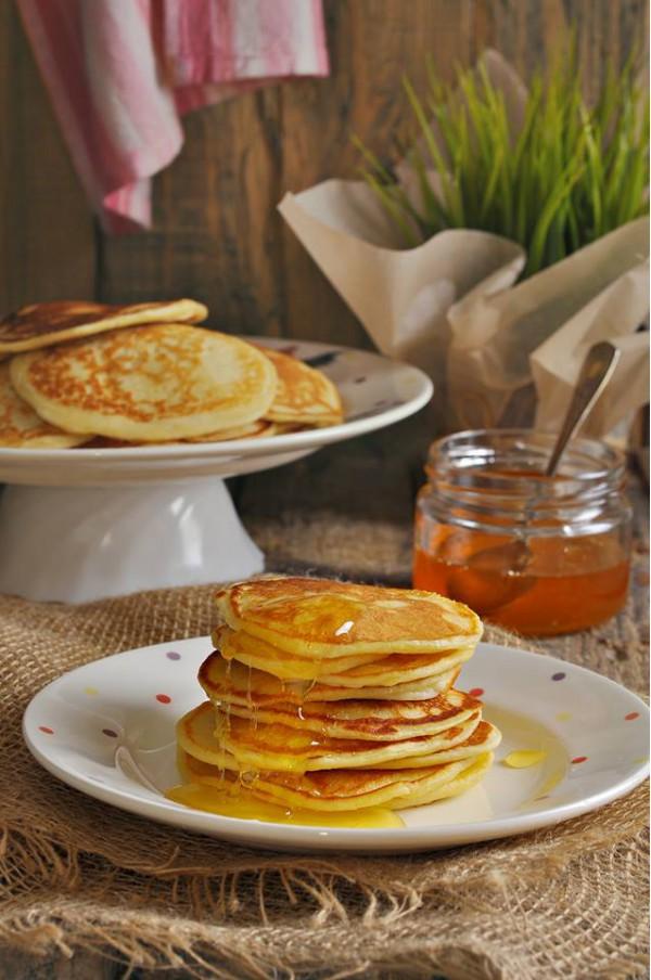 Рецепт очень вкусных оладьев l The recipe is very delicious pancakes