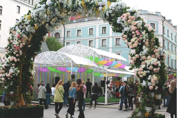 Фестиваль Московская весна 2016 Moscow