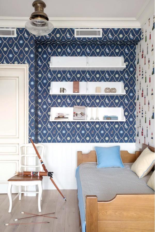 Дизайн-проект квартиры в стиле Прованс