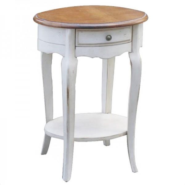 Прикроватный столик в стиле Прованс