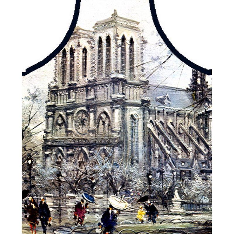 Фартук Париж