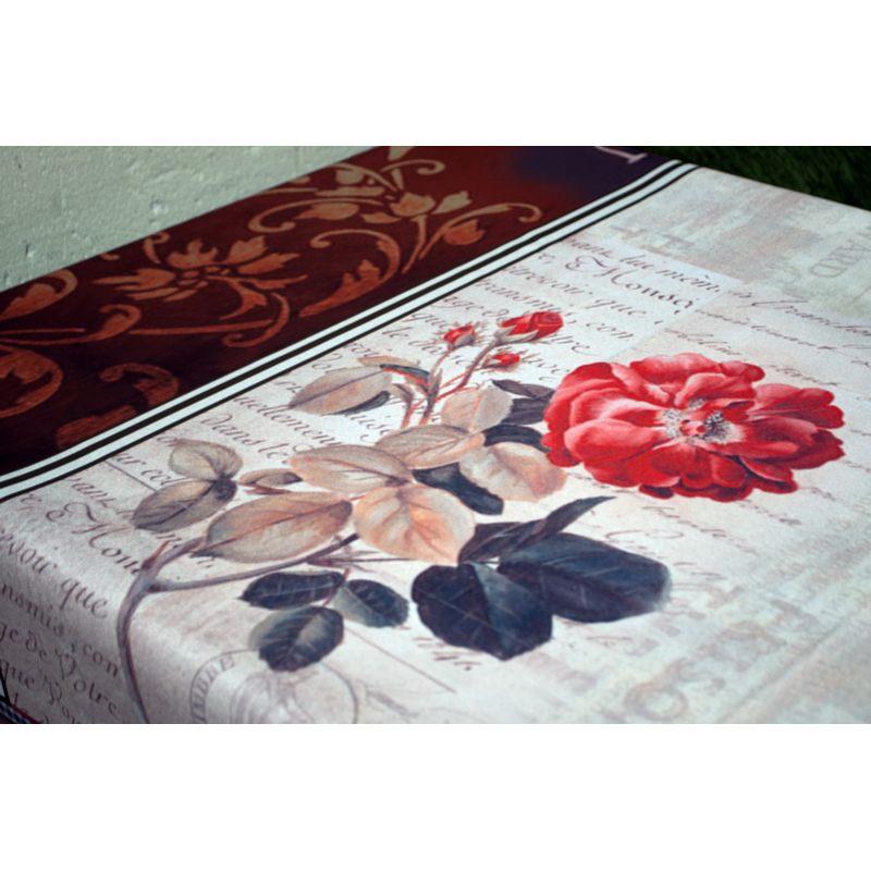 Скатерть Ретро цветы