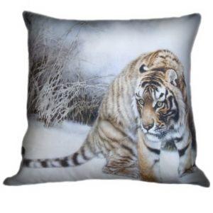 Декоративная подушка Тигр