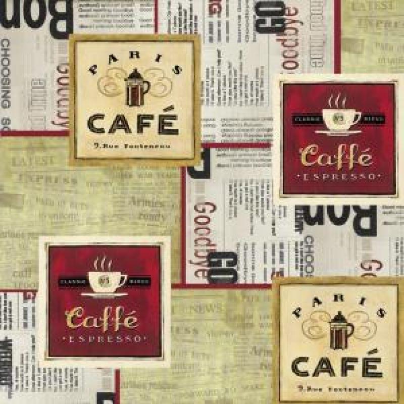 Салфетка Cafe