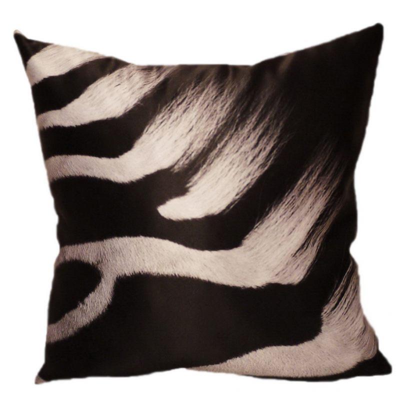 Декоративная подушка Зебрано