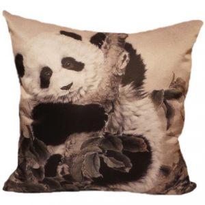 Декоративная подушка Панда