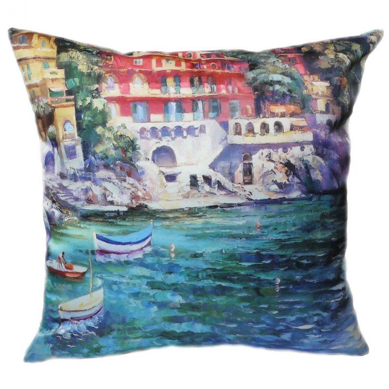 Декоративная подушка Великолепная Италия