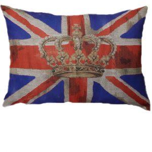 Декоративная подушка Британский флаг