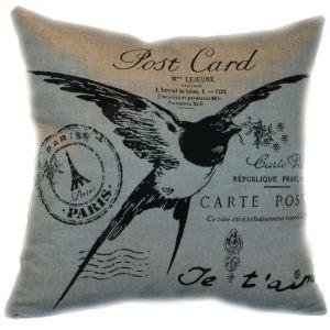 Подушка Птица