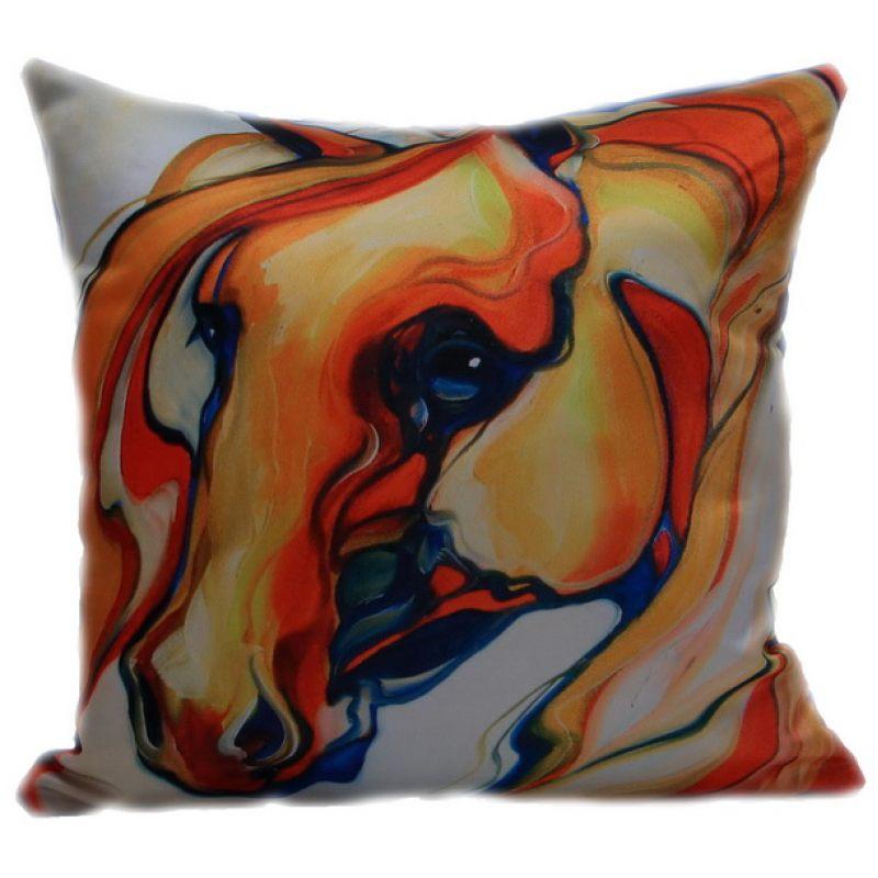 Подушка с лошадкой - 13