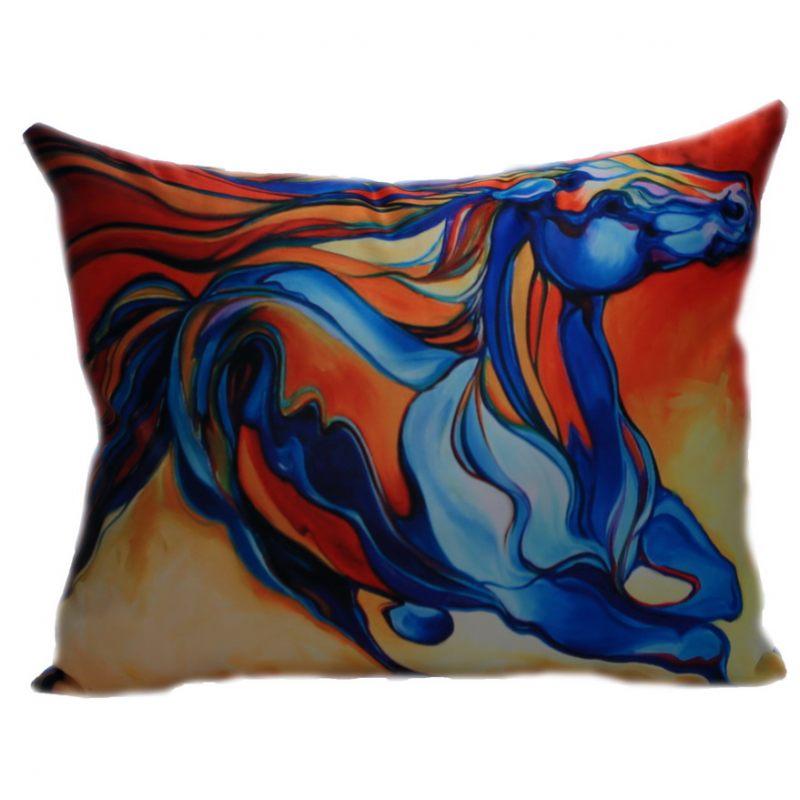 Подушка Конь - 15