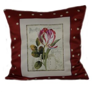 Декоративная подушка Фанфан-тюльпан