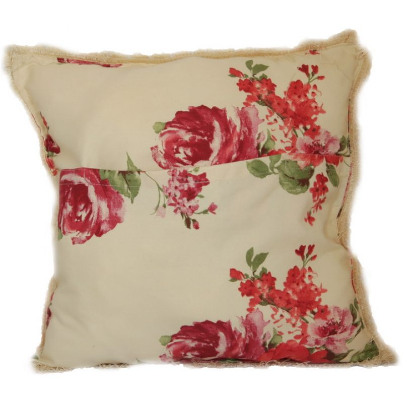 Подушка Ах эти розы