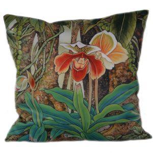 Подушка Орхидея