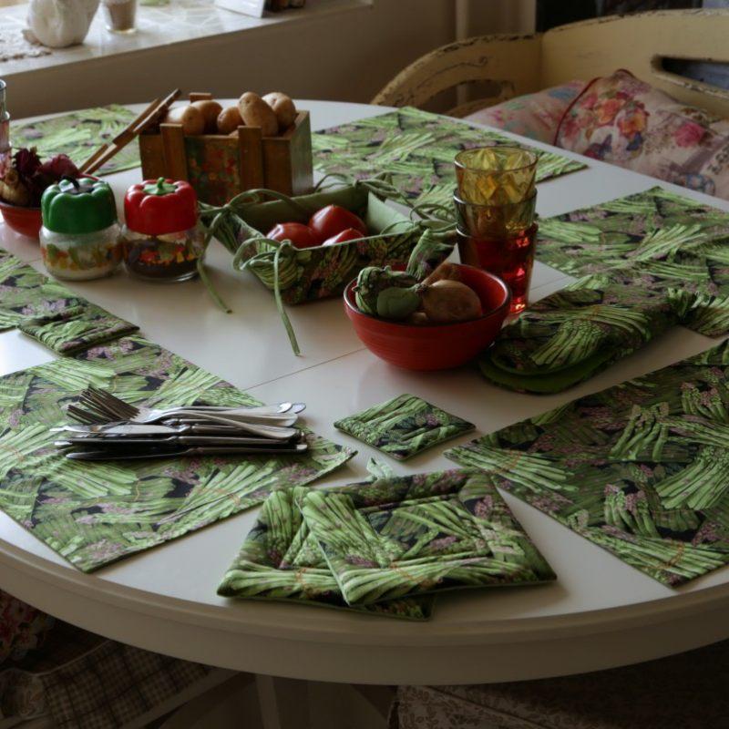 Кухонный комплект Спаржа