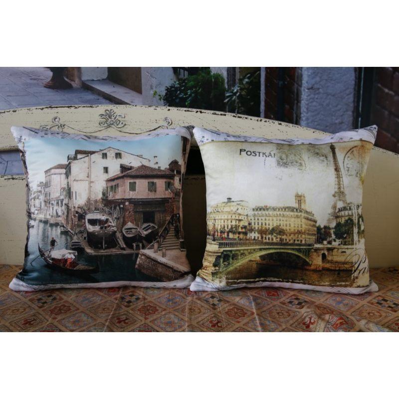 Подушка музыка Парижа