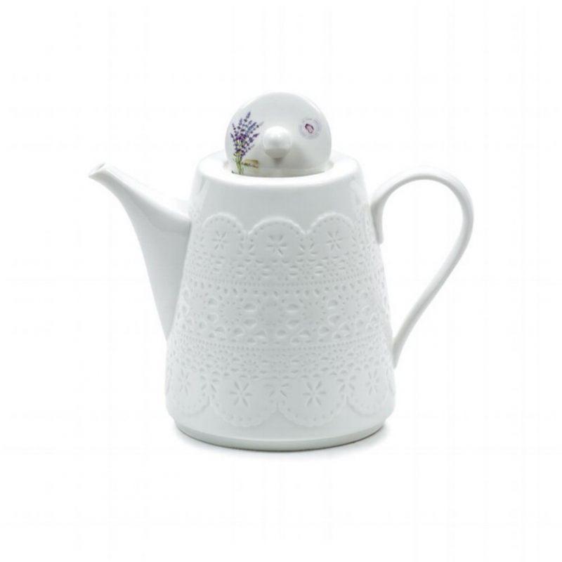 Чайник Уютный Дом-Лаванда
