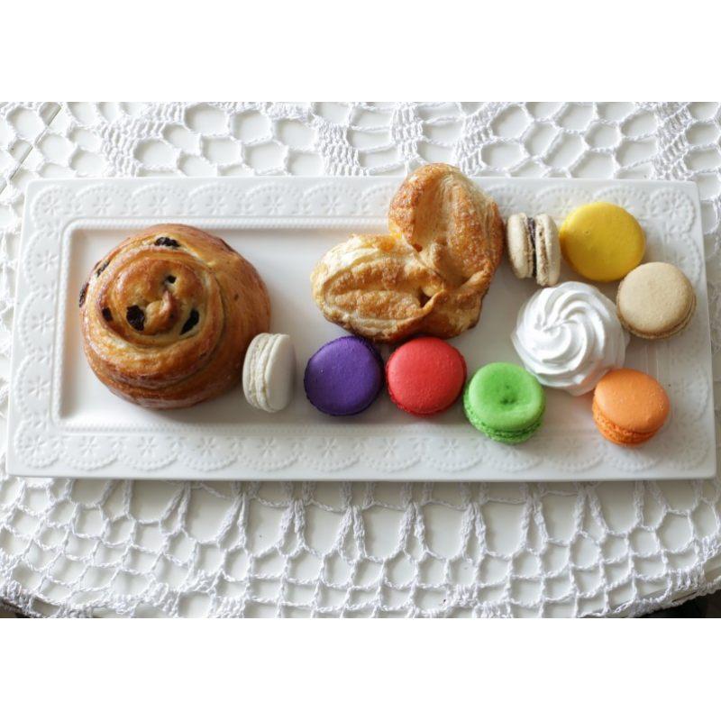Блюдо прямоугольное Уютный Дом-Лаванда