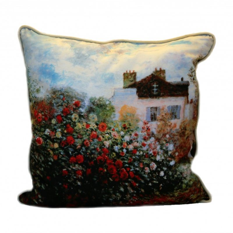 Льняная подушка  Дом художника