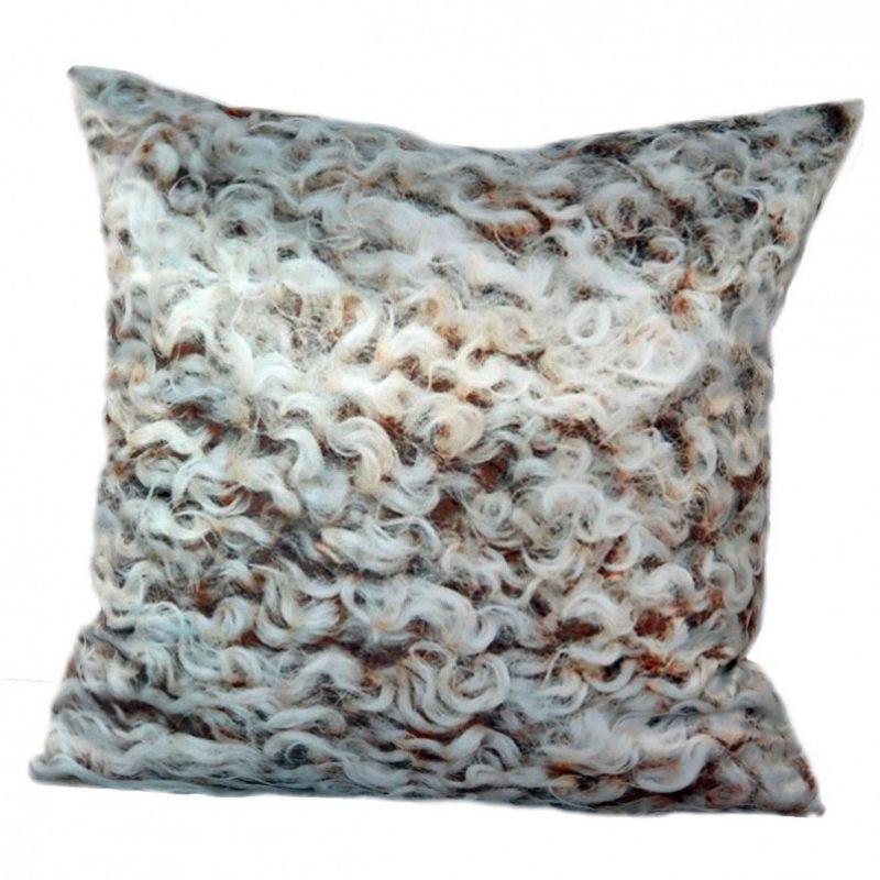 Подушка Овечка с ягненком