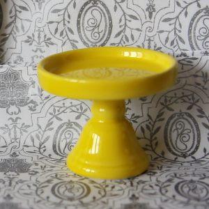 Стенд для капкейка Желтый