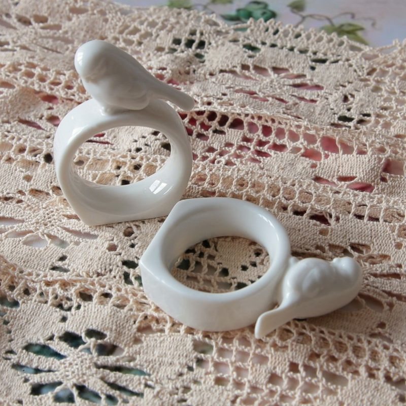 Кольцо для салфетки Птичка моя