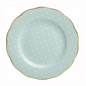 Десертная тарелка Polka Rose 16 см
