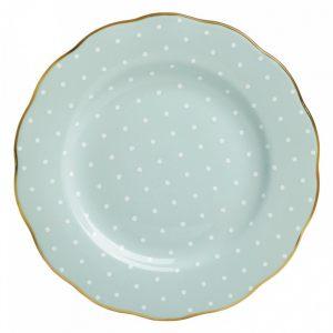 Десертная тарелка Polka Rose 20 см
