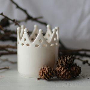 Соусник в виде короны