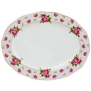 """Овальное блюдо """"Country Roses Pink"""""""