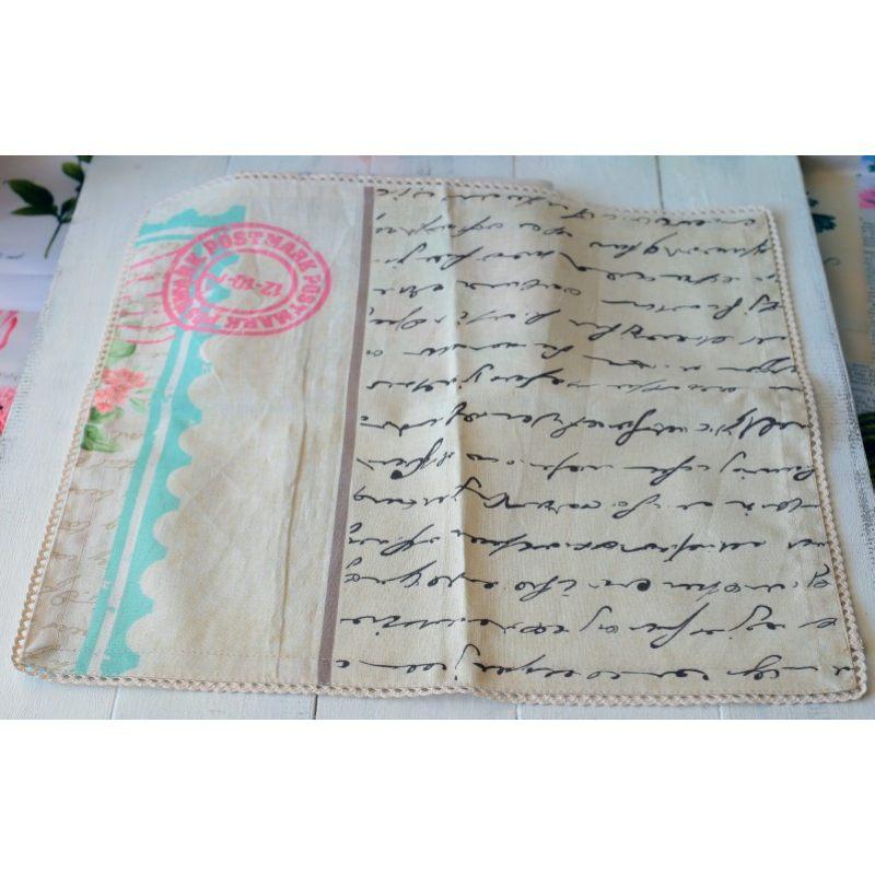 Салфетка Туманное письмо