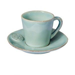 Кофейная пара COSTA NOVA Nova 70 мл голубой