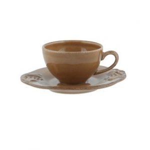 Кофейная пара COSTA NOVA Mediterranea коричневый