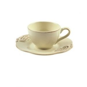 Кофейная пара COSTA NOVA Mediterranea кремовый