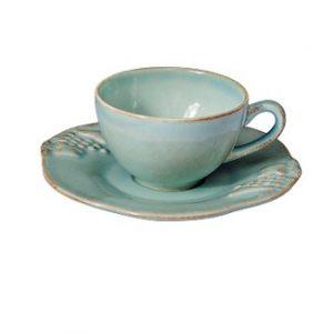 Кофейная пара COSTA NOVA Mediterranea голубой