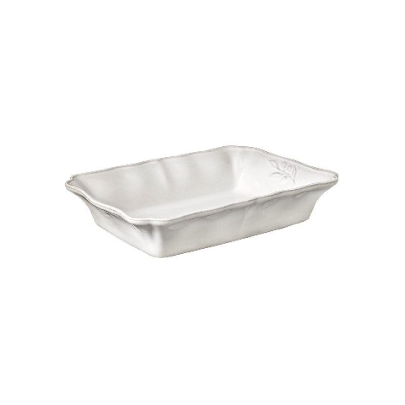 Блюдо для запекания COSTA NOVA Alentejo 30 см белый