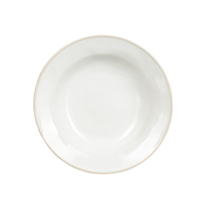 Тарелка COSTA NOVA ASTORIA 21 см белый