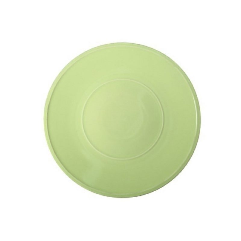 Тарелка COSTA NOVA Friso 28 см зеленый