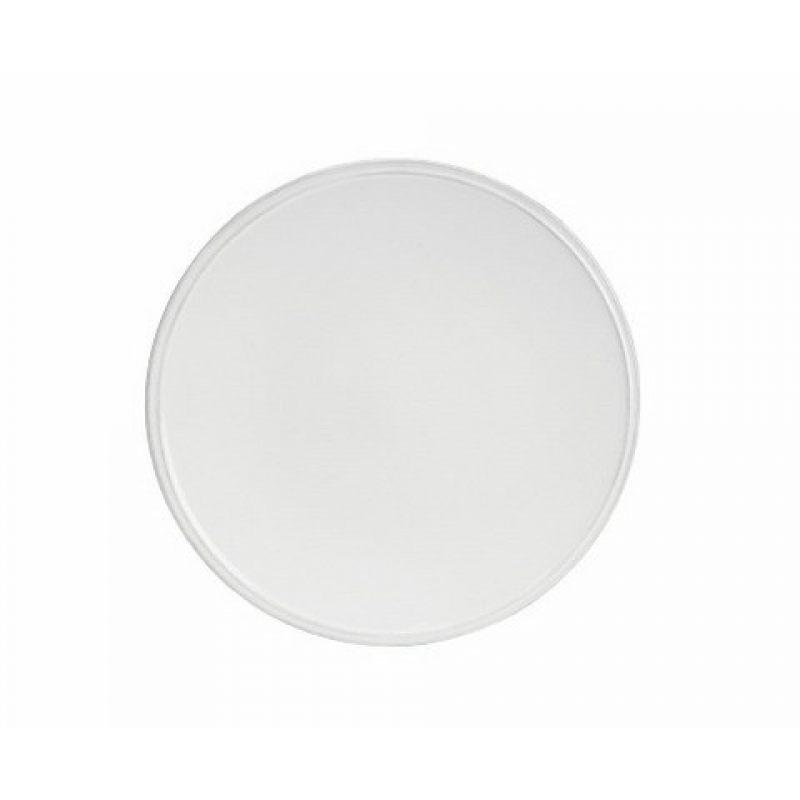 Тарелка COSTA NOVA Friso 22 см белый