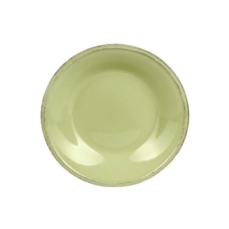Тарелка COSTA NOVA Friso 26 см зеленый