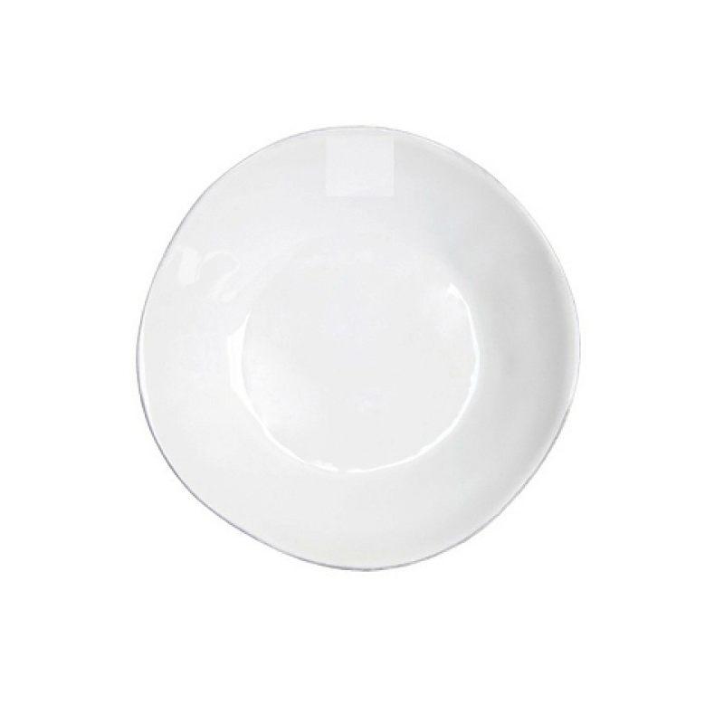 Тарелка глубокая COSTA NOVA Lisa 25 см белый