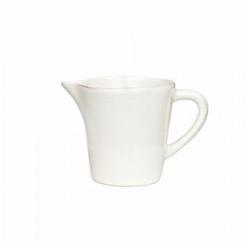 Молочник COSTA NOVA Lisa 200 мл белый