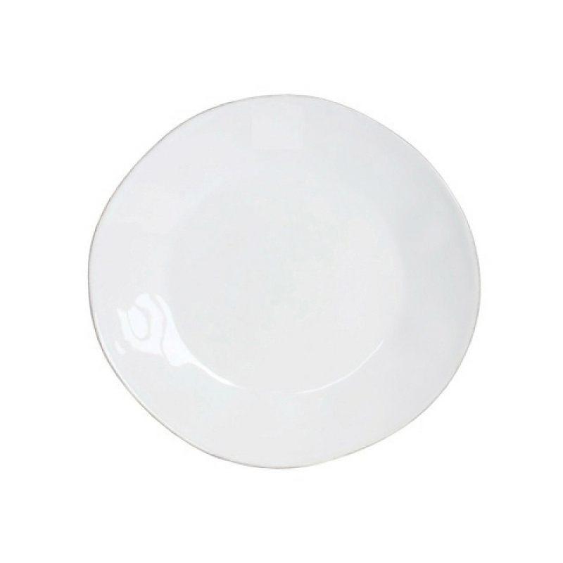 Тарелка COSTA NOVA Lisa 27 см белый