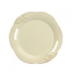 Тарелка COSTA NOVA Mediterranea 30 см кремовый