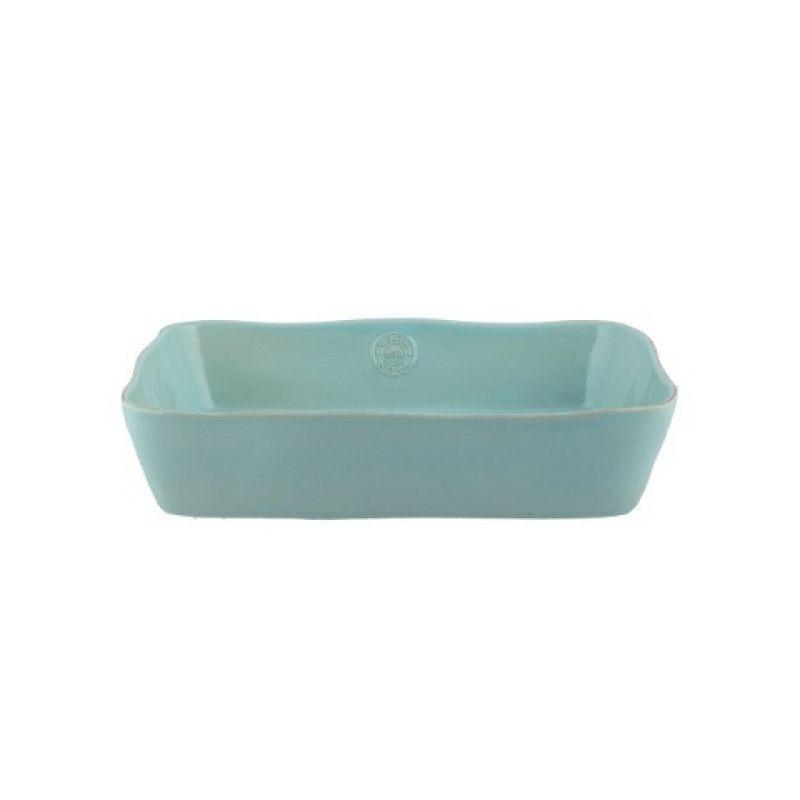 Блюдо прямоугольное COSTA NOVA 25 см голубой