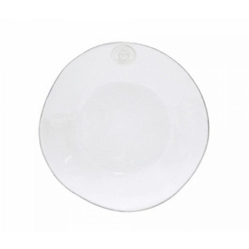 Тарелка COSTA NOVA 27 см белый