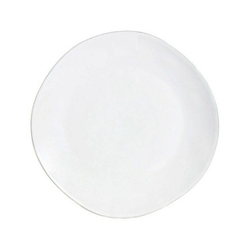 Тарелка COSTA NOVA Lisa 33 см белый