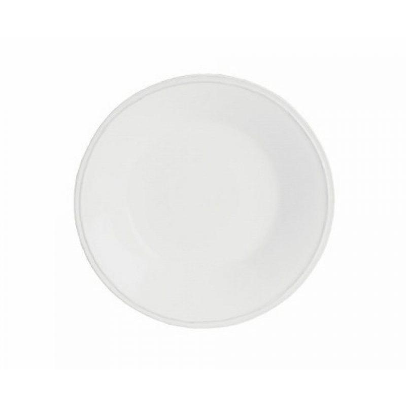 Тарелка глубокая COSTA NOVA Friso 26 см белый