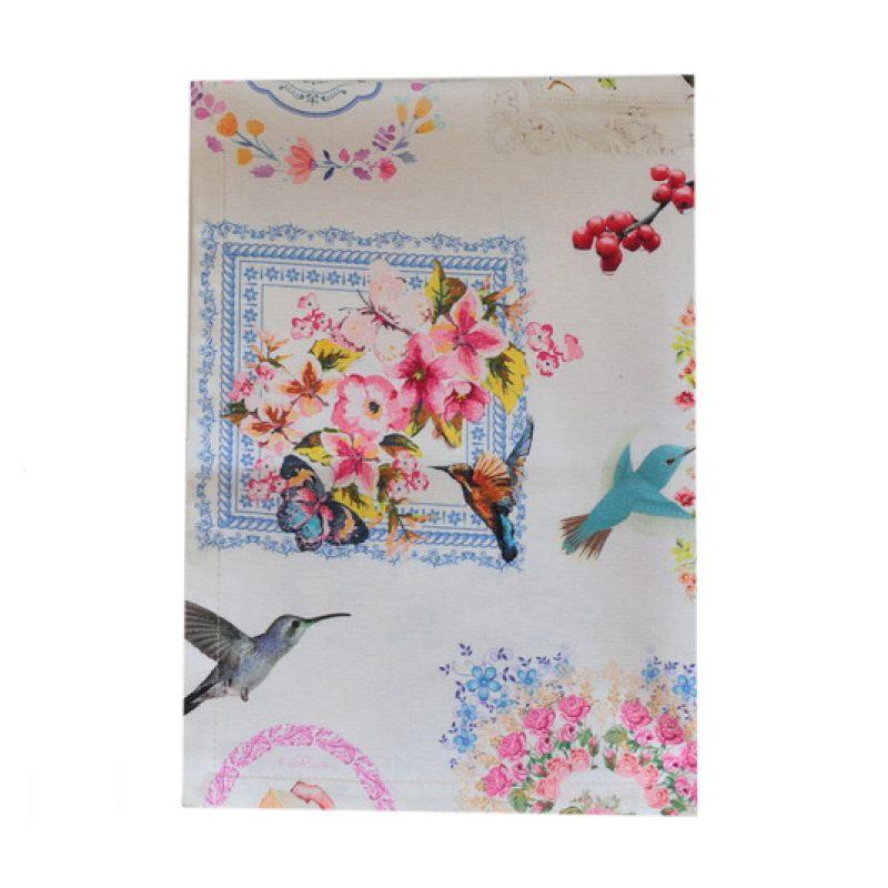 Полотенце Барокко (птички)